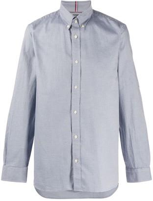 Tommy Hilfiger Long Sleeve Printed Shirt