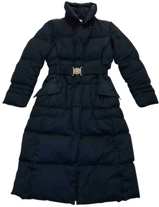 Max & Co. Black Trench Coat for Women