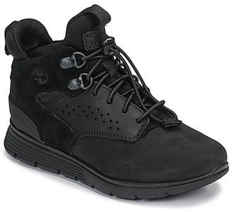 Timberland Killington Hiker Chukka BLACK girls's Mid Boots in Black