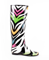 Henry Ferrera Colorado Rainboot Zebra