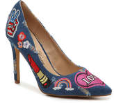 Penny Loves Kenny Women's Mixed Patch Pump