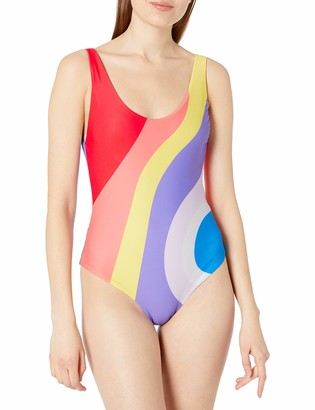 Mara Hoffman Women's Mia One Piece Swimsuit