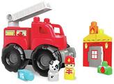 Mega Bloks Fire Truck Rescue