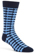 Happy Socks Men's Direction Socks