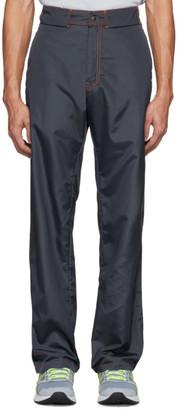 AFFIX Navy 30.WT Trousers