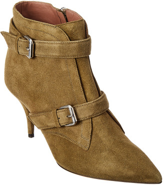 Tabitha Simmons Fitz Suede Bootie