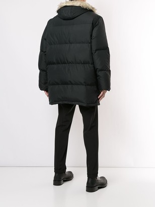 Helmut Lang Pre-Owned 1998 Down Puffer Coat