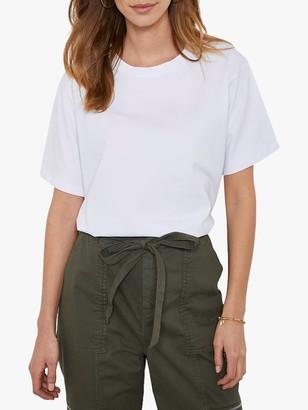 Mint Velvet Boyfriend Cotton T-Shirt