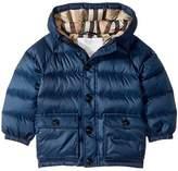 Burberry Mini Lachlan Puffer Boy's Coat