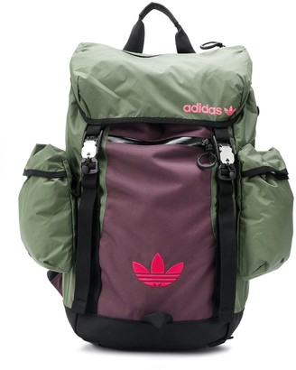 adidas Adventure toploader backpack