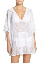 LaBlanca Women's La Blanca Beyond The Beach Cover-Up Poncho
