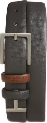 Ted Baker Inked Leather Belt