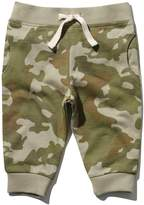 M&Co Camouflage print jogger