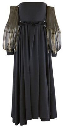 Loewe Off Shoulder long dress