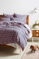 Liberty for Anthropologie Wiltshire Berry Duvet Cover