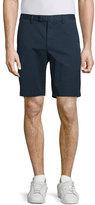 Michael Kors Slim-Fit Stretch Chino Shorts