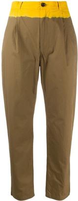 Suzusan Contrast Waist Trousers
