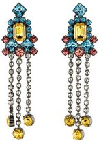 Mawi Crystal Chandelier Earrings