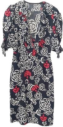 Non Signã© / Unsigned Hippie Chic Black Cotton Dresses