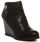 Rampage SGT Tempe Wedge Bootie