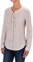 Woolrich Outside Air Shirt - Long Sleeve (For Women)