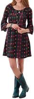 Roper Neon Printed Dress