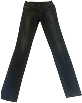 John Galliano Blue Denim - Jeans Jeans for Women