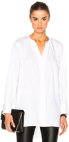 Esteban Cortazar Necklace Collar Tunic Top