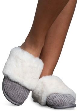 Lemon Women's Chenille Slide Slippers