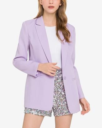 Express Endless Rose Tailored Blazer