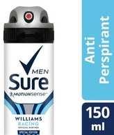 Sure For Men Williams APD 150Ml