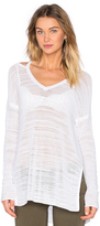 Feel The Piece Playa Open Shoulder Pullover