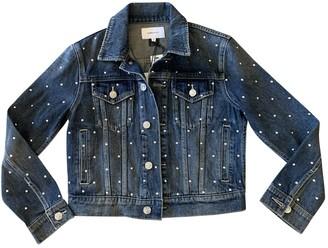 Current/Elliott Current Elliott Blue Denim - Jeans Jackets