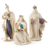 Lenox First Blessings Nativity The 3 Kings Figurines