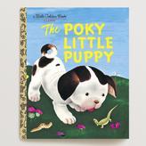 Cost Plus World Market The Poky Little Puppy, a Little Golden Book
