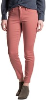 Max Jeans Skinny Crop Jeans (For Women)