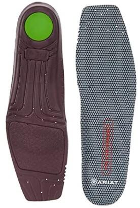 Ariat Pro Performance Insoles Wide Square Toe (No Color) Women's Insoles Accessories Shoes