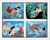 Disney Lithograph Art from The Little Mermaid II - Return to the Sea