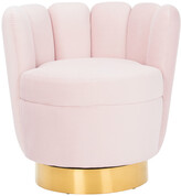 Safavieh Couture Arrow Channel Tufted Chair
