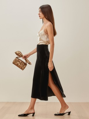 Reformation Baylee Skirt
