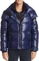 SAM. New Racer Hooded Puffer Coat
