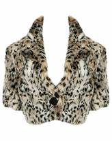 Snow Leopard Shrug