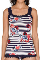Hanky Panky Nautical Rose Unlined Camisole
