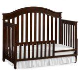 Dream On Me Evolur Convertible Crib Wooden Full Size Bed Rail