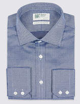 Savile Row Inspired Pure Cotton Easy to Iron Tailored Fit Shirt