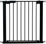 Babydan Premier True Pressure Fit Safety Gate (Black) by
