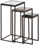 Arteriors Knight Iron Small Accent Table Set