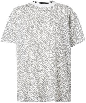 Burberry Monogram Print T-Shirt