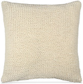 "DKNY Loft Stripe Chalk 16"" x 16"" Decorative Pillow"