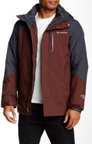 Columbia Lhotse II Interchangeable 2-in-1 Jacket